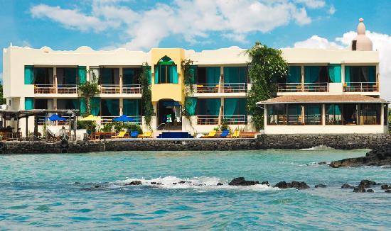 Hotel Solymar, oceanfront