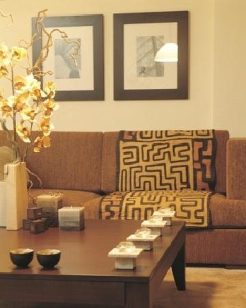 Baran Residence Hotel Airport: Living Room Deluxe