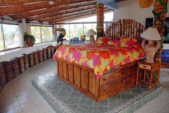 Villa Corona del Mar: Master Suite