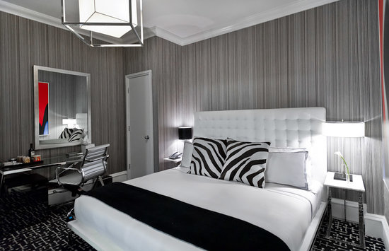 Moderne Hotel: Newly Renovated Modern Hotel