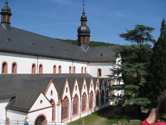 Eberbach cloister 2 - Bild von Klosterschänke, Pfortenhaus Kloster ...