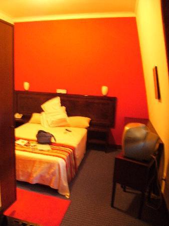 Porto Domus Hotel: la chambre