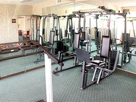 Dawson Village Inn: Fitness Room