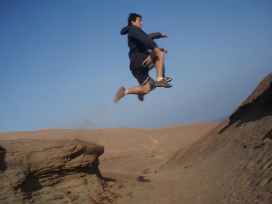 Antofagasta, Chile: Buen Salto