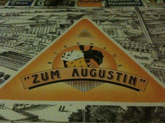 Bierhaus zum Augustin: Logo