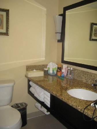 Radisson Suites Hotel Buena Park: Baño