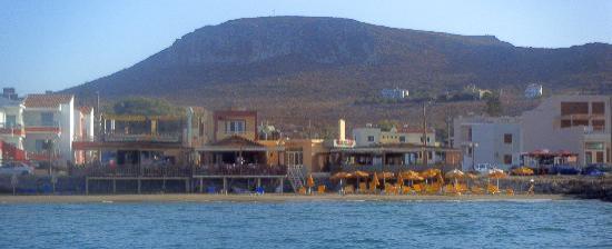 Ambrosia Taverna: On the Seafront.