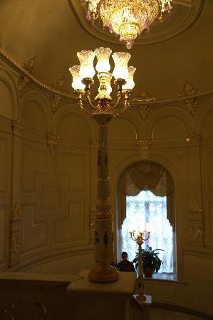 National Opera House of Ukraine: grand staircase