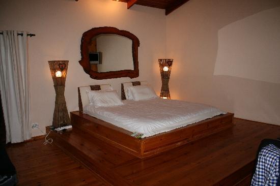 Malaika Lodge: Bedroom