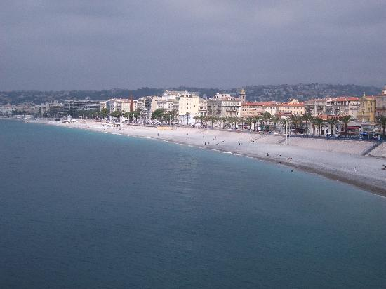 BEST WESTERN Hotel Riviera: Promenade d'anglaise