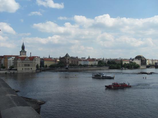 Residence Select Prague: paesaggio