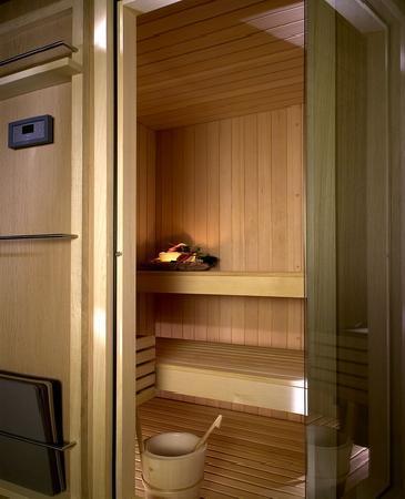 Hotel dei Vicari: Sauna