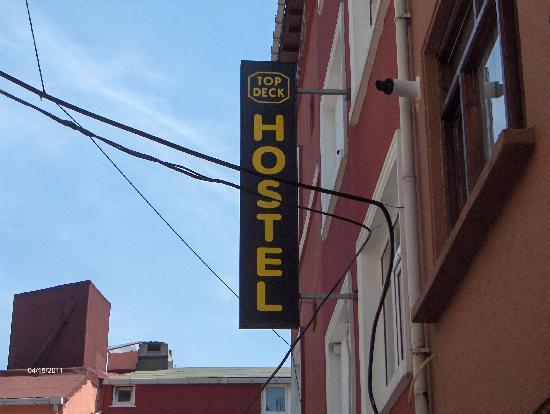 Topdeck Hostel: topdeck