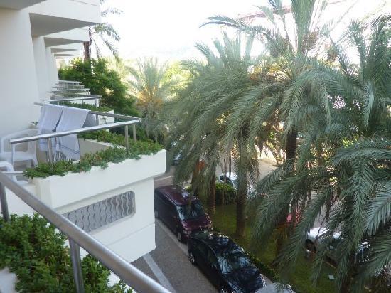 Elegance Hotels International, Marmaris : outside thehotel