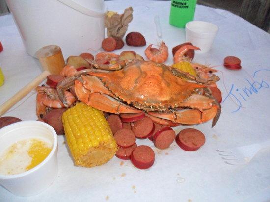 Boiling Pot Restaurant Rockport Menu Prices Reviews Tripadvisor