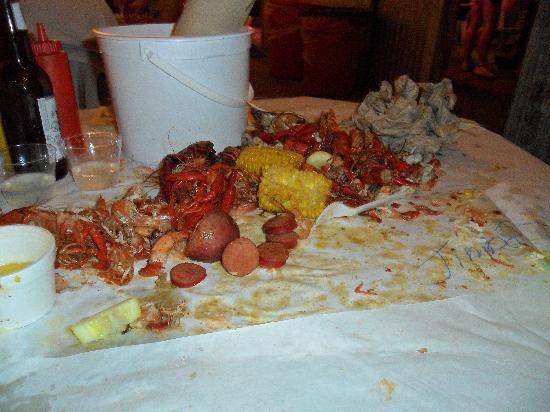 Boiling Pot Restaurant: After