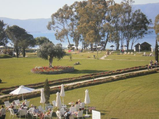 TUI FAMILY LIFE Kerkyra Golf: View from our balcony