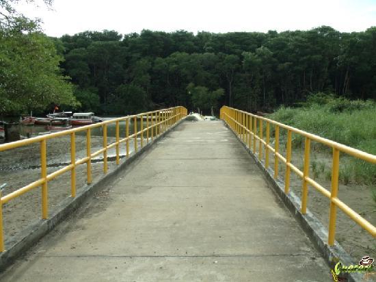 Guarare, ปานามา: Muelle