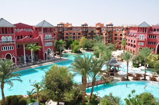The Grand Resort Hurghada: Pool