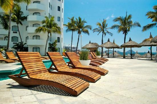 Ramada Resort Mazatlan: Nuestra alberca exclusiva