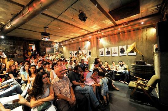 The Club Yerevan : The Club - The Cafe (PechaKucha Night)