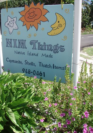 NIM Things (Native Island Made) Spot Bay Cayman Brac