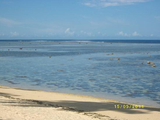 Tambua Sands: great sea view