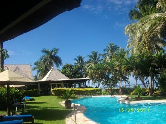 Tambua Sands : pool