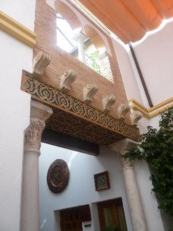 Hotel La Llave de la Jurderia: Hospederia El Churrasco