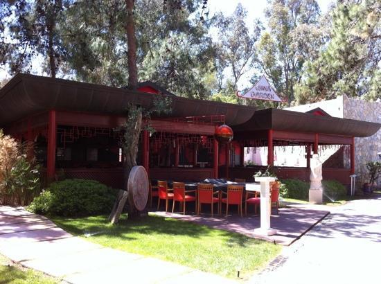 Voyage Torba: Chinese restaurant