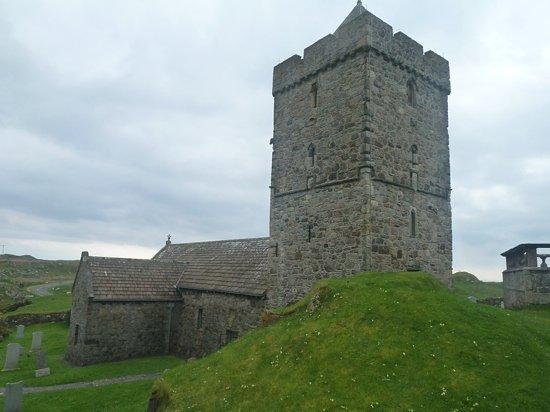 Isle of Harris, UK: St Clements