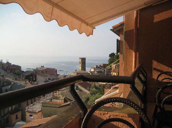 Hotel Villa Steno: Balcony