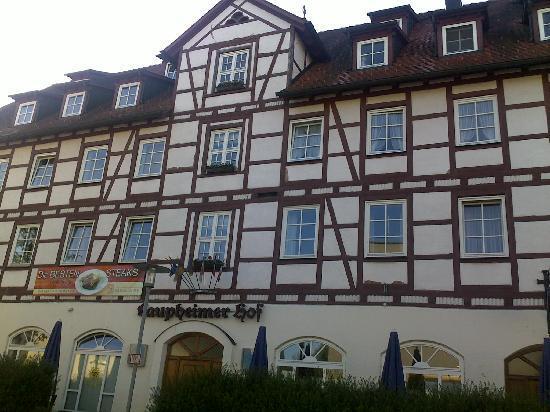 Akzent Hotel Laupheimer Hof: Esterno