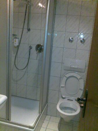 Akzent Hotel Laupheimer Hof: Bagno