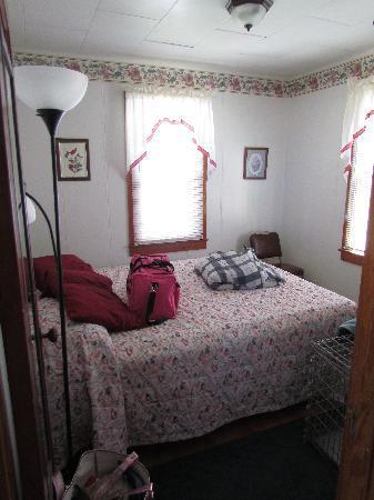 Beachcomber Motel on the Water: Bedroom