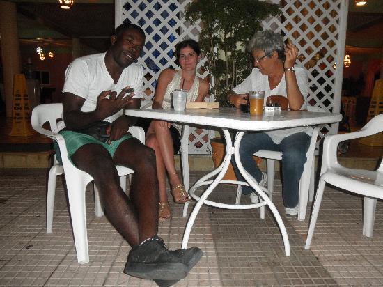 Puerto Plata Village Resort: no comment-yo man:-)