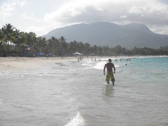 Puerto Plata Village Resort: eben...paradiesische strand...