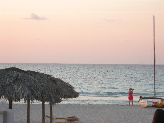 IBEROSTAR Taínos: the beach