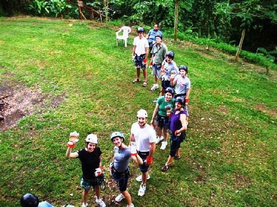 Rio Grande, Puerto Rico: en turno a la aventura