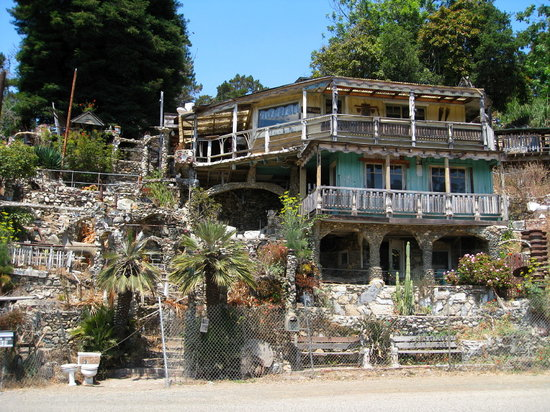 Cambria, Californië: the house