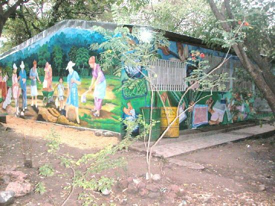 Coloful Story Telling Murals