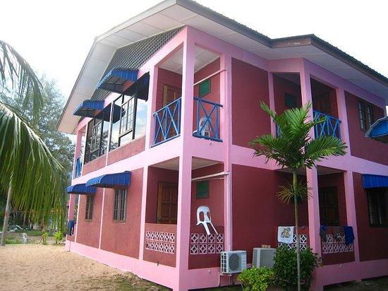 Tekek, Malezya: Babura room