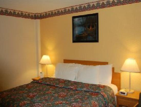 Travelodge Ruidoso: King Size PillowTop Bed/ Refrigerator/microwave