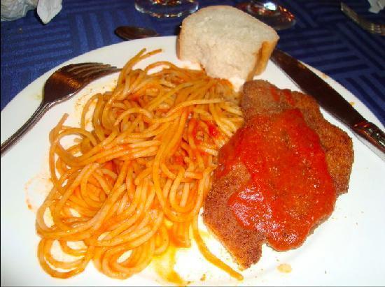 Naviti Varadero: dinner!