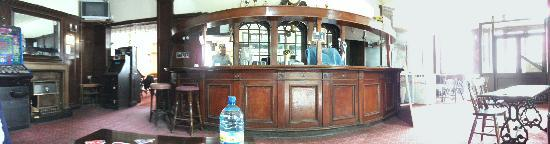 The Bluebell: The Bar