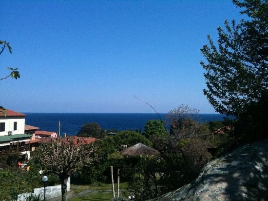 Hotel Cernia: la vista sul mare meraviglioso