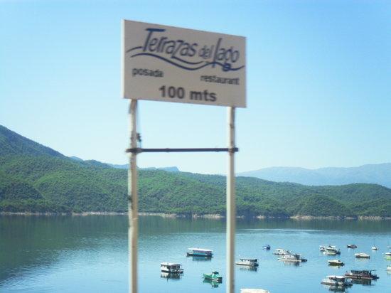 Terrazas del Lago : Siempre que voy al dique cabra corral lo visito :)