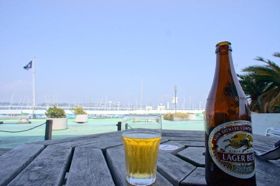 Terrace Kai : ビール