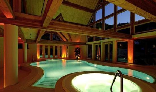 Thannenkirch, Frankrig: Les spa