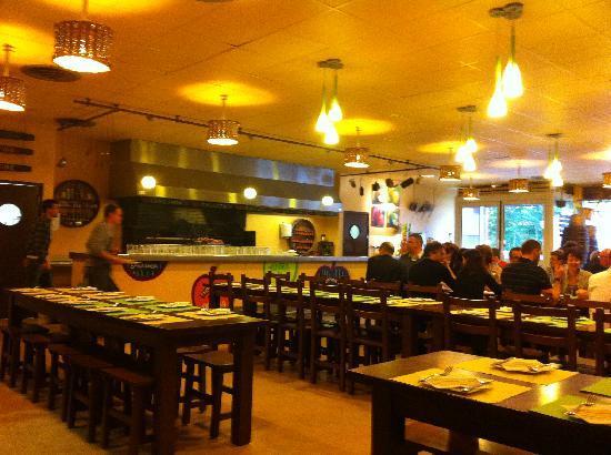 Cidrerie Txopinondo sagarnotegia : The Restaurant